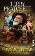 Cover-Bild zu Große Worte (eBook) von Pratchett, Terry