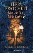 Cover-Bild zu Maurice, der Kater von Pratchett, Terry