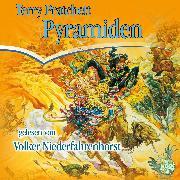 Cover-Bild zu Pyramiden (Audio Download) von Pratchett, Terry