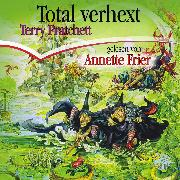 Cover-Bild zu Total verhext (Audio Download) von Pratchett, Terry