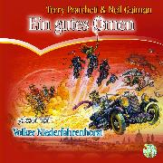Cover-Bild zu Ein gutes Omen (Audio Download) von Pratchett, Terry