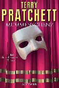 Cover-Bild zu Mummenschanz (eBook) von Pratchett, Terry