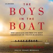 Cover-Bild zu The Boys in the Boat
