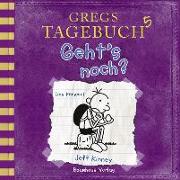 Cover-Bild zu Gregs Tagebuch 5 - Geht's noch? von Kinney, Jeff