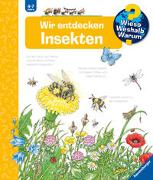 Cover-Bild zu Wir entdecken Insekten von Weinhold, Angela