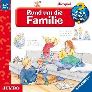 Cover-Bild zu Wieso? Weshalb? Warum? Rund um die Familie (Audio Download) von Brockamp, Melanie