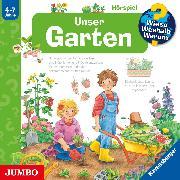 Cover-Bild zu Wieso? Weshalb? Warum? Unser Garten (Audio Download) von Erne, Andrea