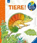 Cover-Bild zu Tiere! von Weinhold, Angela