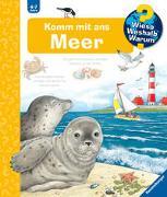Cover-Bild zu Komm mit ans Meer von Weinhold, Angela
