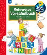 Cover-Bild zu Mein erstes Vorschulbuch von Weinhold, Angela