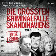 Cover-Bild zu Die größten Kriminalfälle Skandinaviens - Teil 3 (Audio Download) von Krokfjord, Torgeir P.