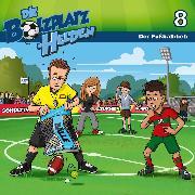Cover-Bild zu eBook 08: Der Fußballdieb