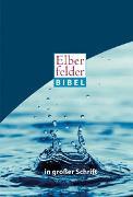 Cover-Bild zu Bibelausgaben-Elberfelder: Elberfelder Bibel in großer Schrift - Motiv Wasser
