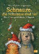 Cover-Bild zu Schnauze, die Nikoläuse sind los (eBook) von Angermayer, Karen Christine