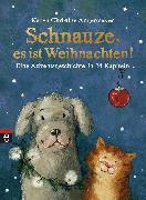 Cover-Bild zu Schnauze, es ist Weihnachten (eBook) von Angermayer, Karen Christine