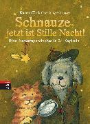 Cover-Bild zu Schnauze, jetzt ist Stille Nacht! (eBook) von Angermayer, Karen Christine