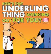Cover-Bild zu How's That Underling Thing Working Out for You? von Adams, Scott