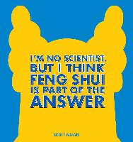Cover-Bild zu I'm No Scientist, But I Think Feng Shui Is Part of the Answer (eBook) von Adams, Scott