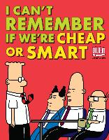 Cover-Bild zu I Can't Remember If We're Cheap or Smart (eBook) von Adams, Scott