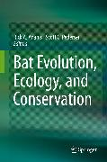 Cover-Bild zu Bat Evolution, Ecology, and Conservation (eBook) von Adams, Rick A. (Hrsg.)