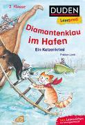 Cover-Bild zu Duden Leseprofi - Diamantenklau im Hafen, 2. Klasse