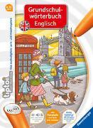 Cover-Bild zu Jebautzke, Kirstin: tiptoi® Grundschulwörterbuch Englisch