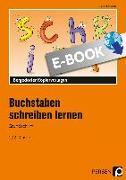 Cover-Bild zu Jebautzke, Kirstin: Buchstaben schreiben lernen - Grundschrift (eBook)