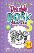 Cover-Bild zu Double Dork Diaries #5 (eBook) von Russell, Rachel Renee