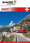 Cover-Bild zu Cal. Glacier-Express 2021 Ft. 14,8x22