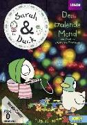 Cover-Bild zu Sarah und Duck - Der malende Mond von Cook, Benjamin Thomas