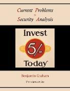 Cover-Bild zu Current Problems in Security Analysis (Two volumes in One) von Graham, Benjamin
