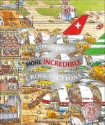 Cover-Bild zu Biesty, Stephen: Stephen Biesty's More Incredible Cross-sections