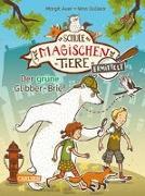 Cover-Bild zu Die Schule der magischen Tiere ermittelt 1: Der grüne Glibber-Brief (Zum Lesenlernen) von Auer, Margit