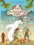 Cover-Bild zu Die Schule der magischen Tiere ermittelt 1: Der grüne Glibber-Brief (Zum Lesenlernen) (eBook) von Auer, Margit