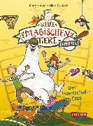 Cover-Bild zu Die Schule der magischen Tiere ermittelt 2: Der Hausschuh-Dieb (Zum Lesenlernen) (eBook) von Auer, Margit