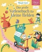 Cover-Bild zu Das große Vorlesebuch für kleine Helden (ELTERN-Vorlesebuch) von Auer, Margit