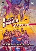 Cover-Bild zu Lemire, Jeff: Black Hammer/Justice League: Hammer der Gerechtigkeit