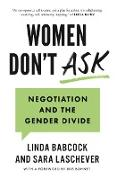 Cover-Bild zu Women Don't Ask (eBook) von Babcock, Linda