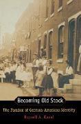 Cover-Bild zu Becoming Old Stock (eBook) von Kazal, Russell A.