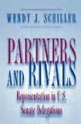 Cover-Bild zu Partners and Rivals (eBook) von Schiller, Wendy J.