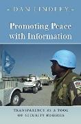 Cover-Bild zu Promoting Peace with Information (eBook) von Lindley, Dan