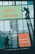 Cover-Bild zu Services and Employment (eBook) von Gregory, Mary (Hrsg.)
