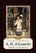 Cover-Bild zu The Complete Folktales of A. N. Afanas'ev, Volume III (eBook) von Haney, Jack V. (Hrsg.)