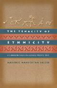 Cover-Bild zu The Tenacity of Ethnicity (eBook) von Balzer, Marjorie Mandelstam