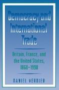 Cover-Bild zu Democracy and International Trade (eBook) von Verdier, Daniel