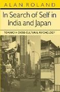 Cover-Bild zu In Search of Self in India and Japan (eBook) von Roland, Alan