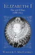 Cover-Bild zu Elizabeth I (eBook) von Maccaffrey, Wallace T.