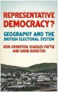 Cover-Bild zu Representative democracy? (eBook) von Johnston, Ron