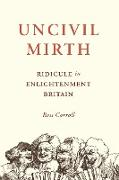 Cover-Bild zu Uncivil Mirth (eBook) von Carroll, Ross