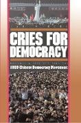 Cover-Bild zu Cries For Democracy (eBook) von Han, Minzhu